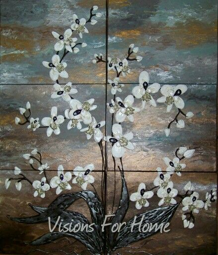 Painted by Janice Huber - contact me at visionsforhome@yahoo.com