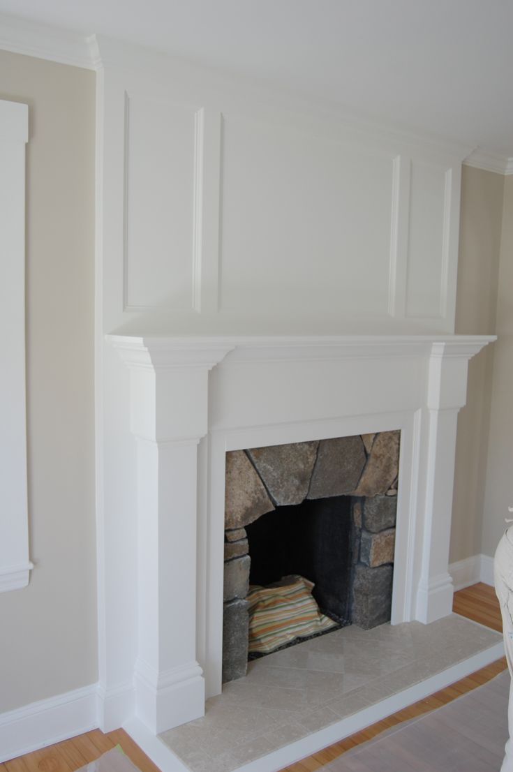 22 best modern fireplaces images on pinterest for Fireplace and mantel