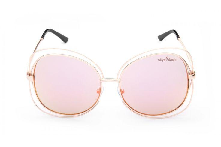 BOMBSHELL Sunset Pink   Skye & Lach Eyewear