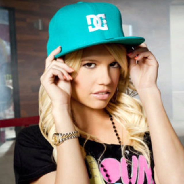 Because I ABSOLUTELY LOVE her! Chanel West Coast!