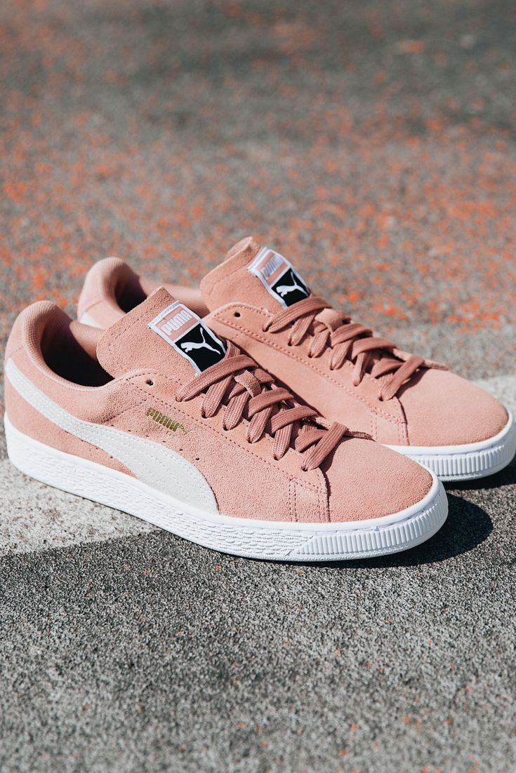 Simply suede with Puma