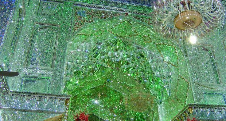 De moskee waarin elk licht duizendmaal straalt