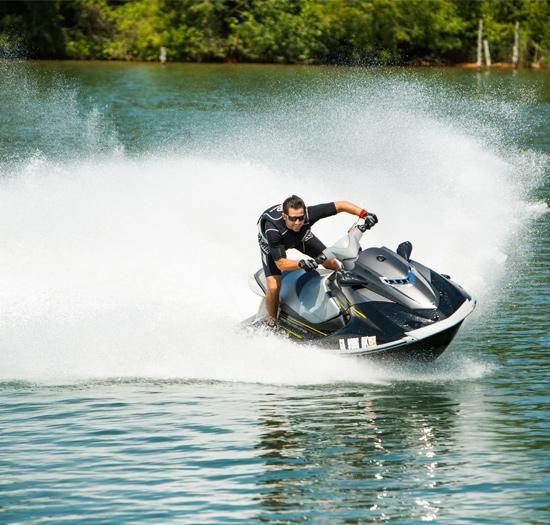 Yamaha WaveRunners - VXS