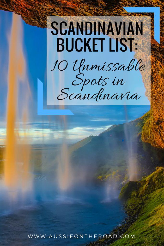 Travel Daydream: 10 Spots for your Scandinavian Bucket List