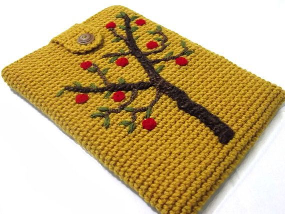 Apple Tree Laptop MacBook Pro/Air Sleeve 13 inch by dudush on Etsy, $33.00