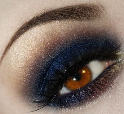 Sinful Sapphire look by Bows and Curtseys