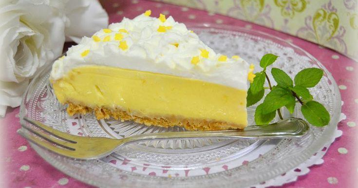 Tarta casera de mango. Con y sin Thermomix |Cocina con Marta