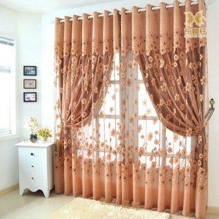 17 melhores imagens sobre cortinas em geral no pinterest - Modelos de cortinas de tela ...