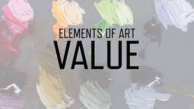Elements of Art: Value | KQED Arts