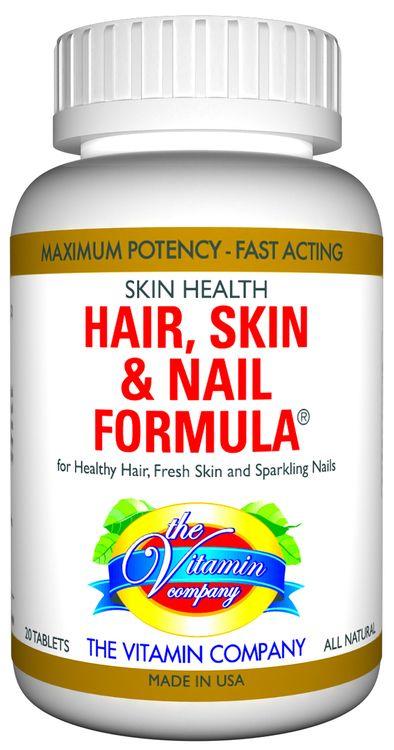 The Vitamin Company Hair, Skin & Nail Formula