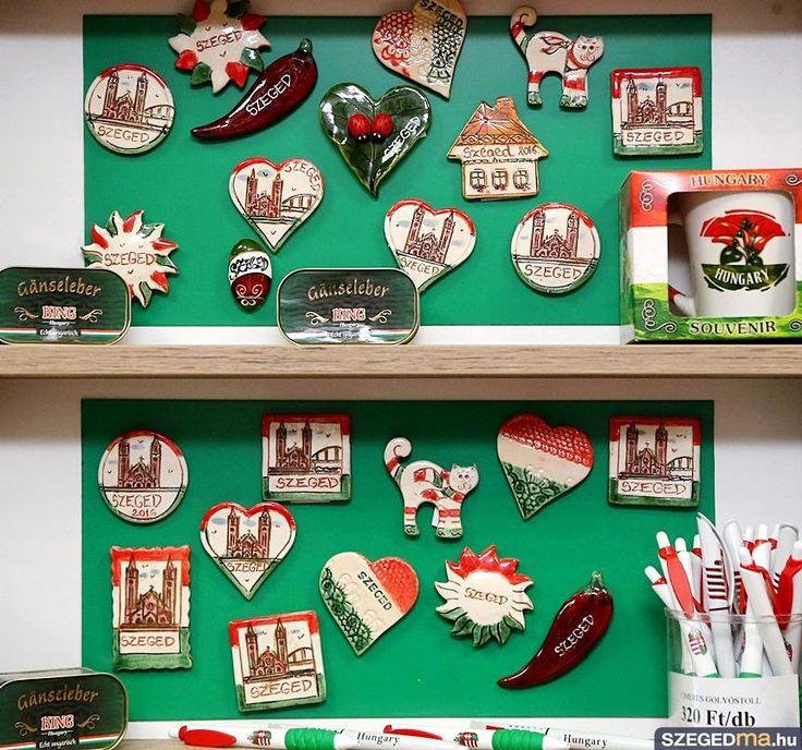 Hazavarazs Gift Shop - Szeged, Hungary