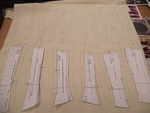 Tutorial for making corsets. Good info on notions.