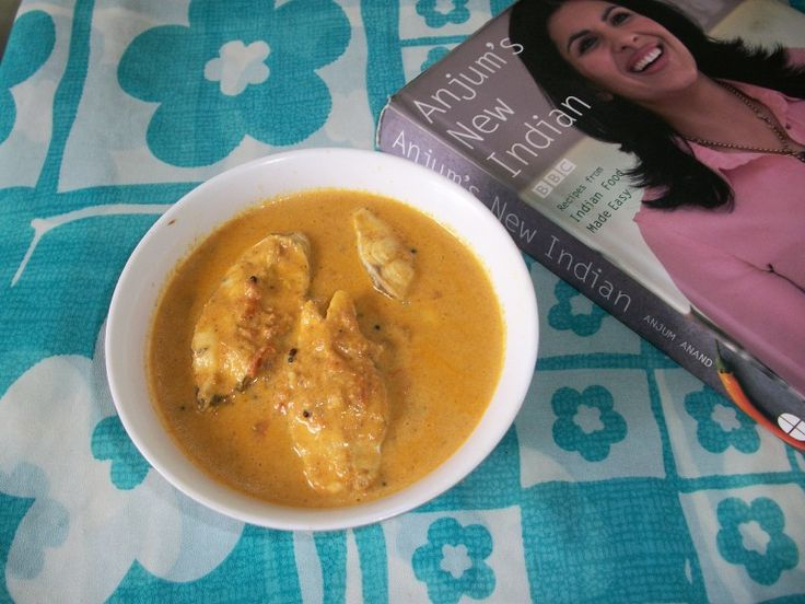 YUMMY TUMMY: Anjum Anand's Goan Fish Curry