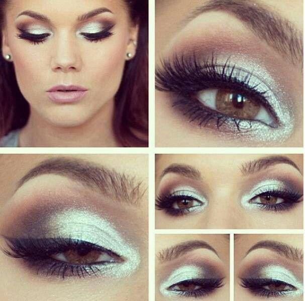 Makeup New Years makeup