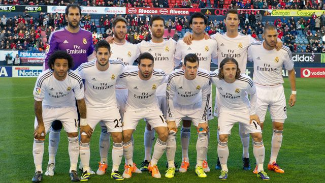 Real Madrid Fc Match Today