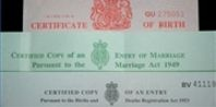 How to Get a Certified Copy of Your Marriage Certificate | eHow.com