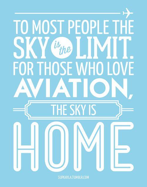 Sky is my home! ;) #borntofly #international