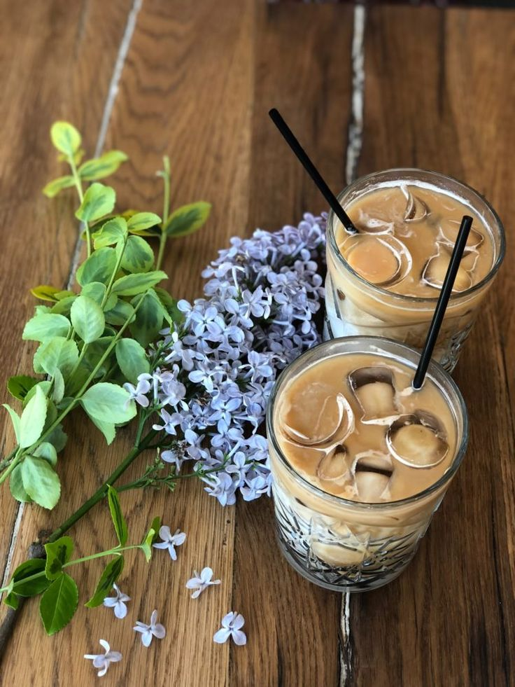 how to make iced coffee with milk and nescafe