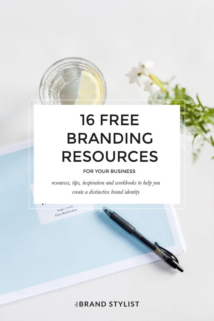 Start here: 16 free resources to help you style your brand