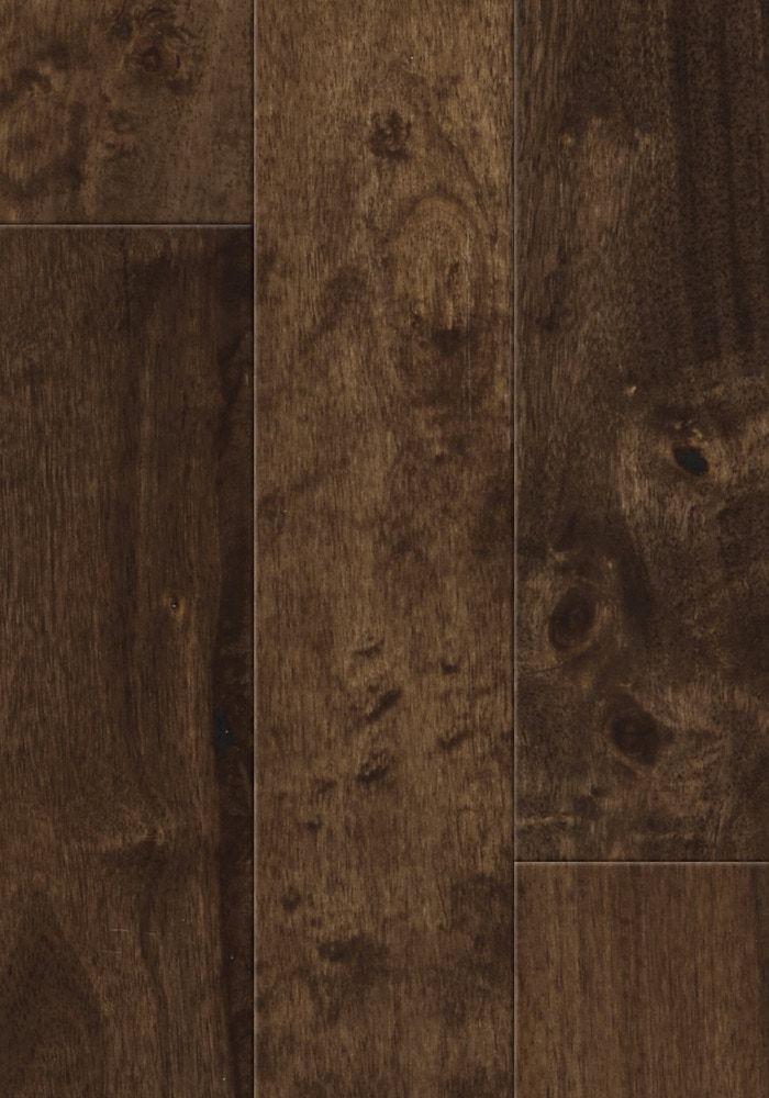Smooth Plank Solid Hardwood Flooring Craftsman Home Design Tulsa