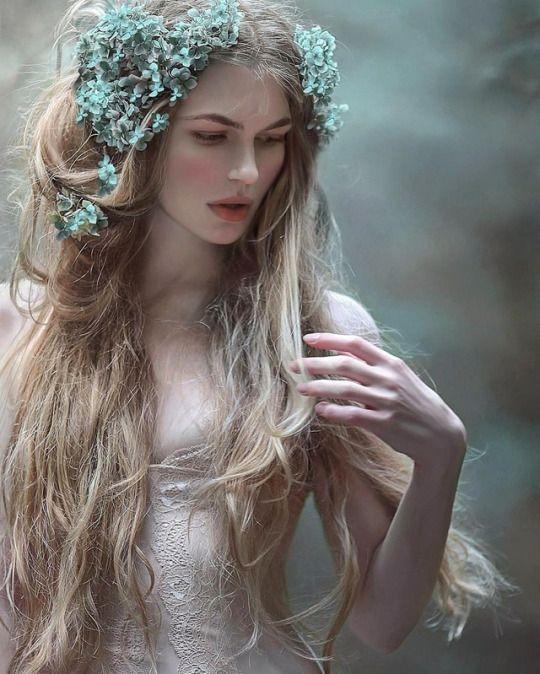 Hortensia crown | magda.andruszkiewicz