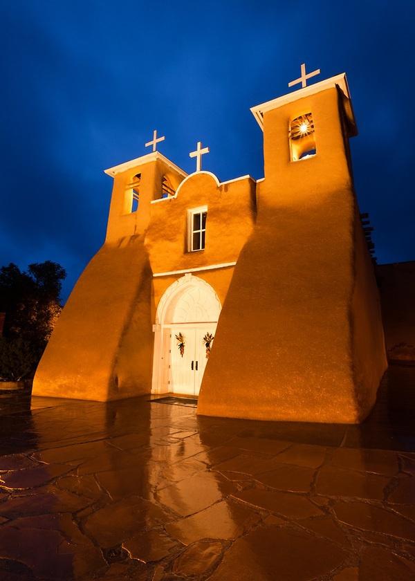 60 best taos photography images on pinterest new mexico santa fe after the rain saint francis de asis church in ranchos de taos new mexico photo by adam schallau publicscrutiny Gallery