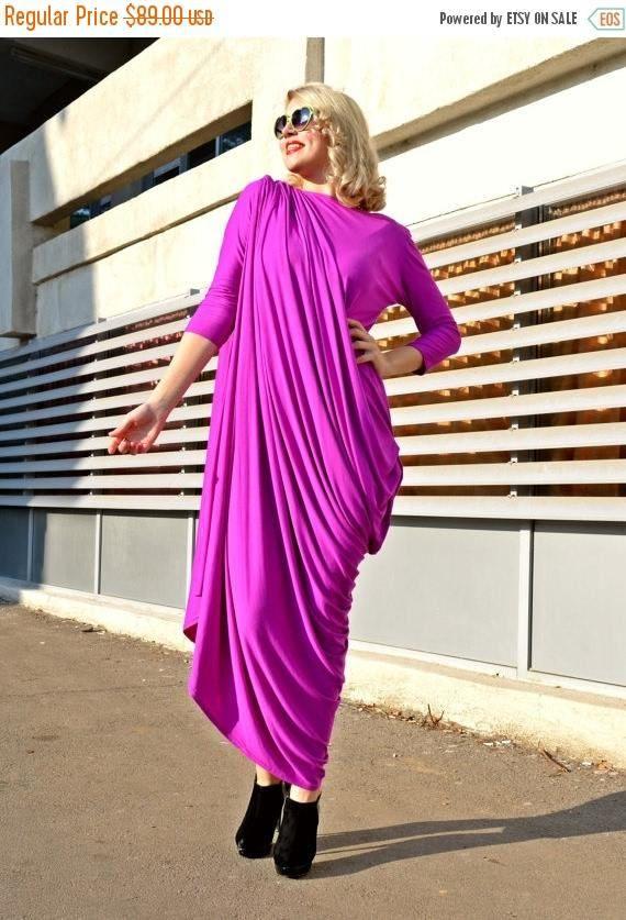 SALE 30% OFF Purple Kaftan / Extravagant Maxi Dress / Plus https://www.etsy.com/listing/260486143/sale-30-off-purple-kaftan-extravagant?utm_campaign=crowdfire&utm_content=crowdfire&utm_medium=social&utm_source=pinterest