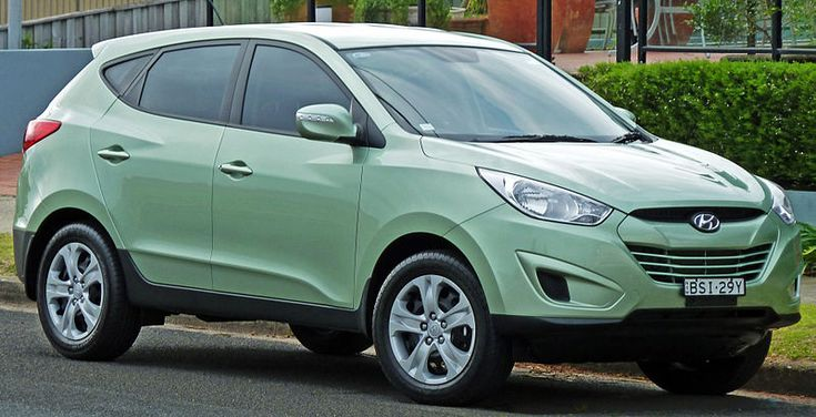Hyundai releases its fuel cell vehicle