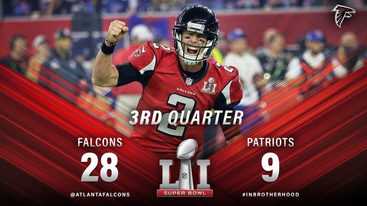 nice Official Post-Game Thread: New England Patriots (5-2) @ Atlanta Falcons (3-3) 23 to 7 | October 22, 2017 | Gillette Stadium, Foxboro, MA