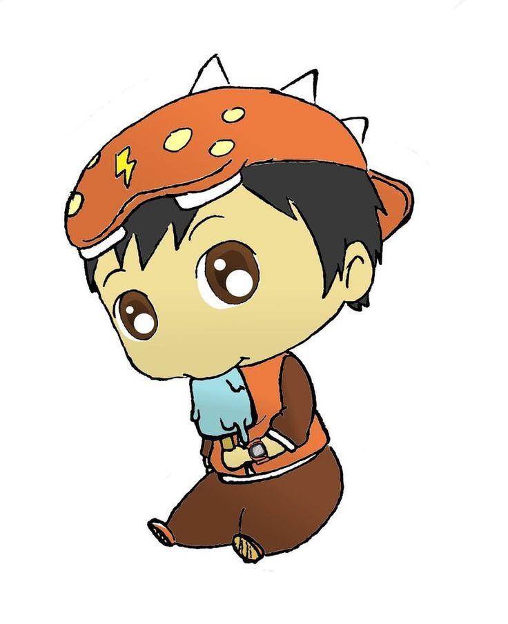 chibi boboiboy.. by SaruwatariMiyako
