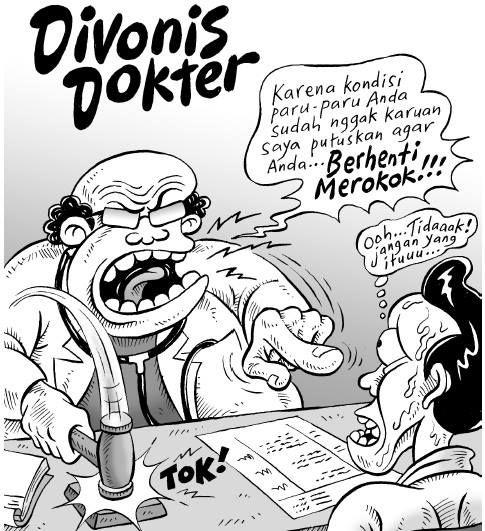 Kartun Benny, Tiga Manula: Divonis Dokter