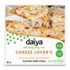 Fire-Roasted Vegetable Pizza - Daiya Foods, Deliciously Dairy-Free Cheeses, Meals & More