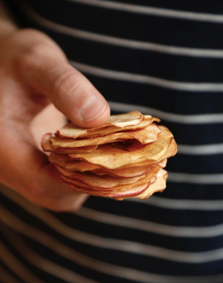 ★ Crisp apple chips (homemade) ★