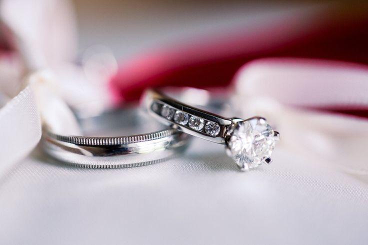 Hochzeitsringe in silber #hochzeit #wedding #weddingring #ring # ...