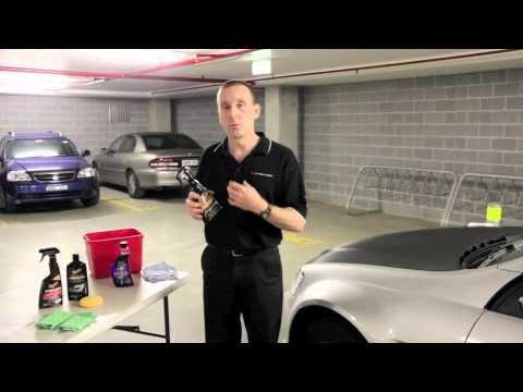 3M - Cookie's Tip - Maintaining Vehicle Wraps - Matte Black