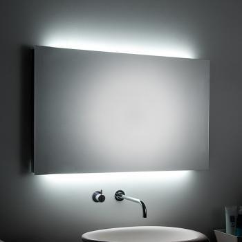 Spectacular KOH I NOOR LED Spiegel mit Raumbeleuchtung