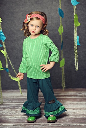 Fabulous Fun Finds: Matilda Jane Clothing Winter Collection---$10 Top!