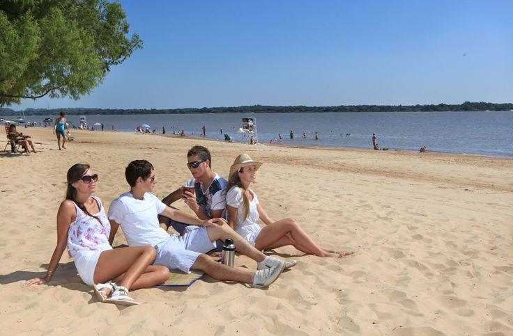Entre Ríos #Playa #Litoral #EntreRíos #Amigos #Relax
