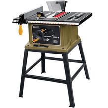 "Rockwell Shop Series 10"" Table Saw With Stand from Menards $99.00"