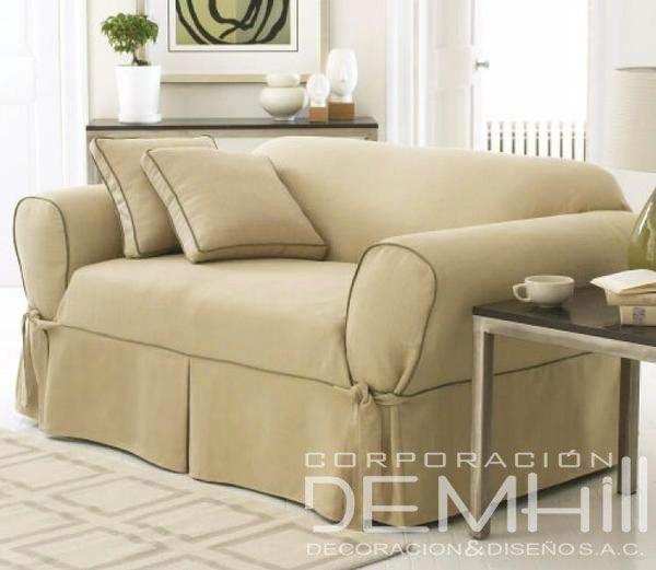 Resultado de imagen para forros para sillones de sala for Cobertores para muebles de sala