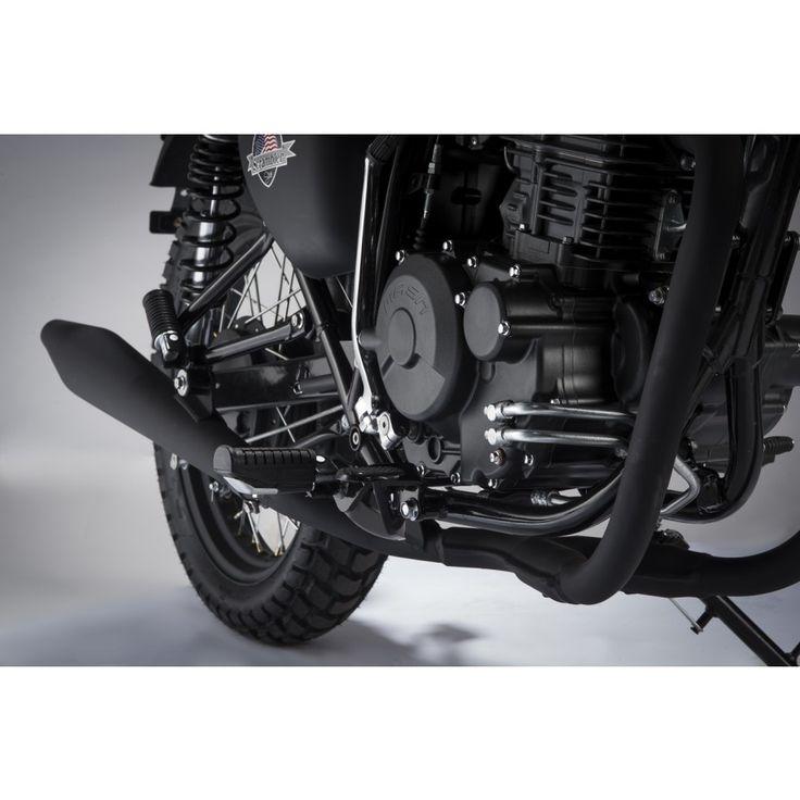 Moto Mash Scrambler 400cc - Motos 400cc - Motos