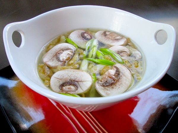 Easy japanese onion soup recipes
