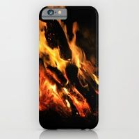 Fires of Moore River iPhone 6 Slim Case