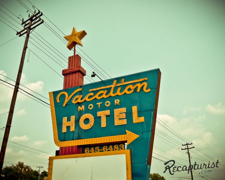 The Vacation Motor Hotel in Clarksville, Tennessee