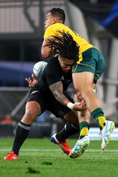 If All Blacks fans are worried about Israel Folau, Ma'a is here to ease your worries.[Sferavox from Pinterest]