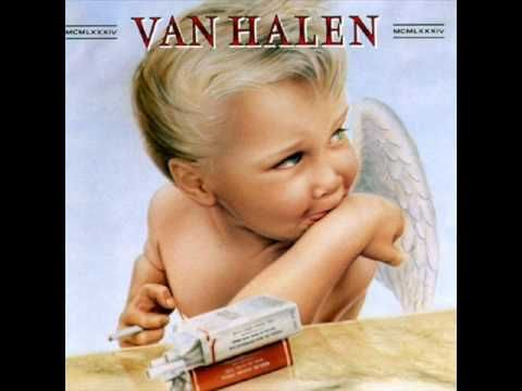 His guitar makes some impossible sounds that somehow all hang together amazingly: Van Halen - 1984 - Top Jimmy