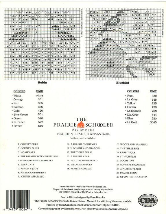 Gallery.ru / Фото #104 - The Prairie Schooler - didu