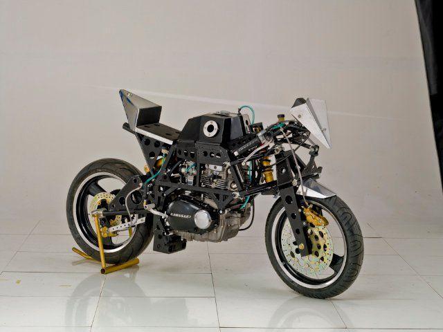 Ottonero Cafe Racer: Repliche Moto da Corsa