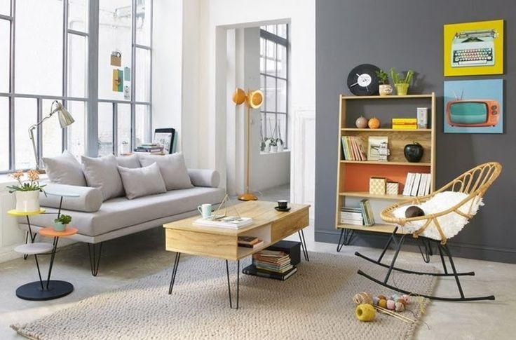 Tips: Cómo crear un look retro y original en tu hogar - FRACTAL estudio…
