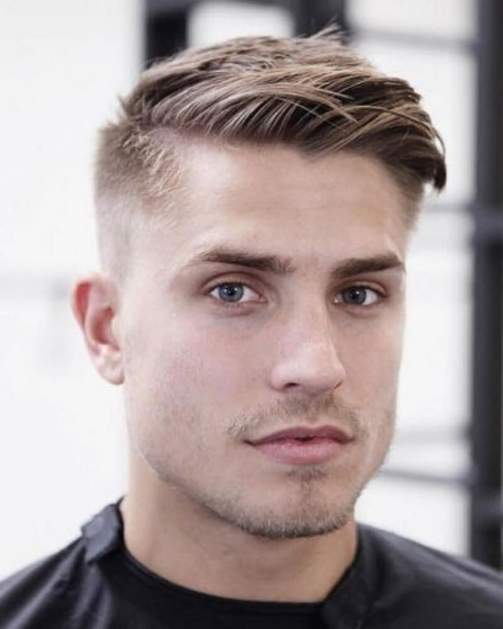 35 Inspirational Short Hairstyle For Men In First 2019 Sinergy Ideas Mens Hairstyles Short Thick Hair Styles Mens Hairstyles Fade